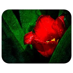 Red Tulip After The Shower Full Print Lunch Bag by FunnyCow