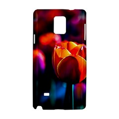 Red Tulips Samsung Galaxy Note 4 Hardshell Case