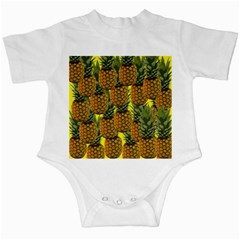 Tropical Pineapple Infant Creepers