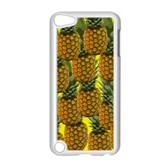 Tropical Pineapple Apple Ipod Touch 5 Case (white)