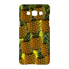 Tropical Pineapple Samsung Galaxy A5 Hardshell Case