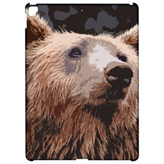 Bear Looking Apple Ipad Pro 12 9   Hardshell Case by snowwhitegirl