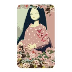 Rose Floral Doll Memory Card Reader (rectangular) by snowwhitegirl
