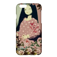 Rose Floral Doll Apple Iphone 6 Plus/6s Plus Hardshell Case