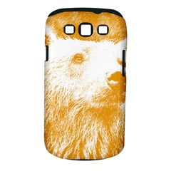 Bear Samsung Galaxy S Iii Classic Hardshell Case (pc+silicone)