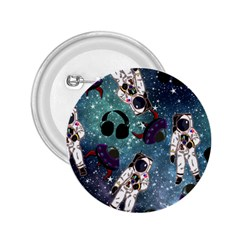 Astronaut Space Galaxy 2 25  Buttons by snowwhitegirl