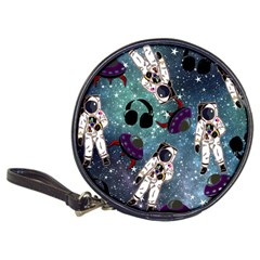 Astronaut Space Galaxy Classic 20 Cd Wallets
