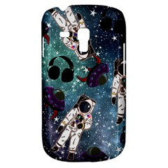 Astronaut Space Galaxy Samsung Galaxy S3 Mini I8190 Hardshell Case by snowwhitegirl