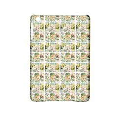 Victorian Flower Labels Ipad Mini 2 Hardshell Cases