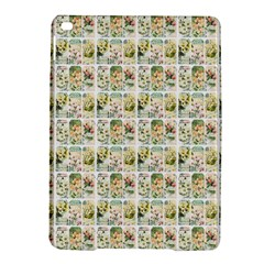 Victorian Flower Labels Ipad Air 2 Hardshell Cases by snowwhitegirl