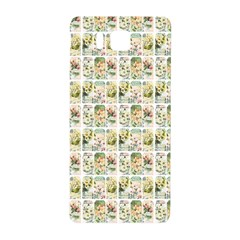 Victorian Flower Labels Samsung Galaxy Alpha Hardshell Back Case