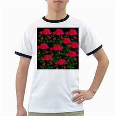 Roses At Night Ringer T