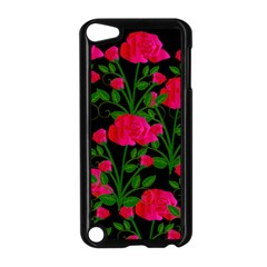 Roses At Night Apple Ipod Touch 5 Case (black)