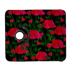 Roses At Night Samsung Galaxy S  Iii Flip 360 Case
