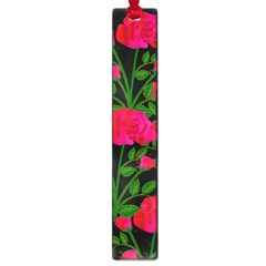 Roses At Night Large Book Marks