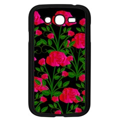 Roses At Night Samsung Galaxy Grand Duos I9082 Case (black)