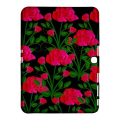 Roses At Night Samsung Galaxy Tab 4 (10 1 ) Hardshell Case