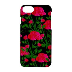 Roses At Night Apple Iphone 8 Hardshell Case