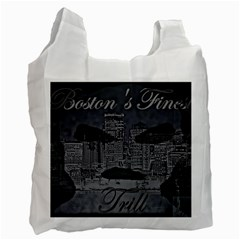 2451 Trill Cover Final Recycle Bag (one Side) by RWTFSWIMWEAR