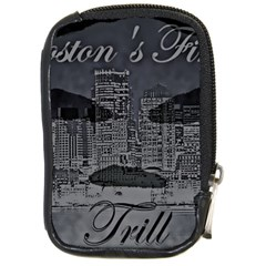 2451 Trill Cover Final Compact Camera Leather Case by RWTFSWIMWEAR
