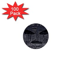 Trill Cover Final 1  Mini Buttons (100 Pack)