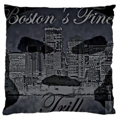 Trill Cover Final Large Cushion Case (two Sides)