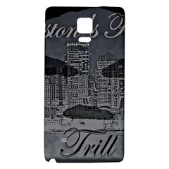 Trill Cover Final Samsung Note 4 Hardshell Back Case