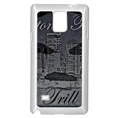 Trill Cover Final Samsung Galaxy Note 4 Case (white)