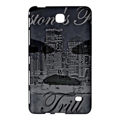 Trill Cover Final Samsung Galaxy Tab 4 (7 ) Hardshell Case  by BOSTONSFINESTTRILL
