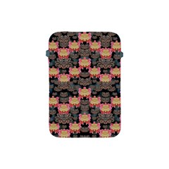 Heavy Metal Meets Power Of The Big Flower Apple Ipad Mini Protective Soft Cases by pepitasart