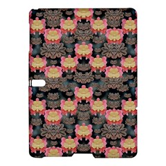 Heavy Metal Meets Power Of The Big Flower Samsung Galaxy Tab S (10 5 ) Hardshell Case  by pepitasart