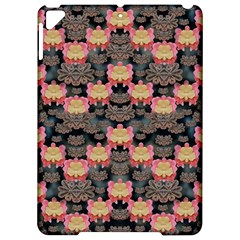 Heavy Metal Meets Power Of The Big Flower Apple Ipad Pro 9 7   Hardshell Case