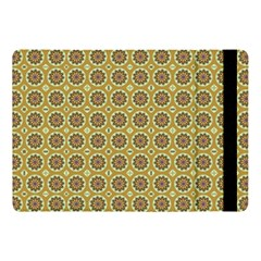 Floral Circles Yellow Apple Ipad 9 7