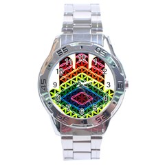 Hamsa Of God Stainless Steel Analogue Watch