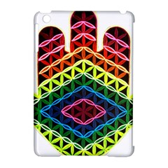 Hamsa Of God Apple Ipad Mini Hardshell Case (compatible With Smart Cover) by CruxMagic