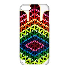 Hamsa Of God Apple Ipod Touch 5 Hardshell Case With Stand by CruxMagic