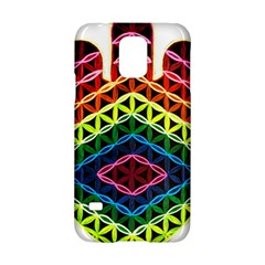 Hamsa Of God Samsung Galaxy S5 Hardshell Case  by CruxMagic