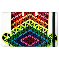 Hamsa Apple Ipad 2 Flip Case by CruxMagic