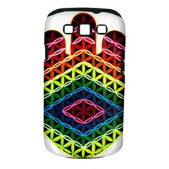 Hamsa Samsung Galaxy S Iii Classic Hardshell Case (pc+silicone) by CruxMagic