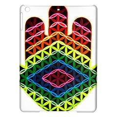 Hamsa Ipad Air Hardshell Cases by CruxMagic