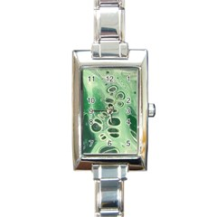 14b005dc 48a6 4bdb 9900 1dffd48c78a0 Rectangle Italian Charm Watch by DawnEstela
