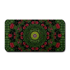 Sunshine Mandala In Rose Heaven Medium Bar Mats