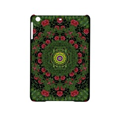 Sunshine Mandala In Rose Heaven Ipad Mini 2 Hardshell Cases