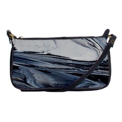 Space Drift Shoulder Clutch Bag