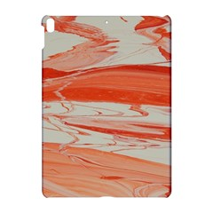 Orange Swirl Apple Ipad Pro 10 5   Hardshell Case