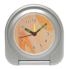 Orange 2 Travel Alarm Clock