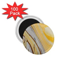 Yellow Jungle 1 75  Magnets (100 Pack)