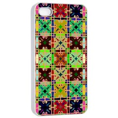 1 Apple Iphone 4/4s Seamless Case (white)