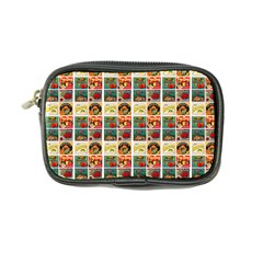 Victorian Fruit Labels Coin Purse