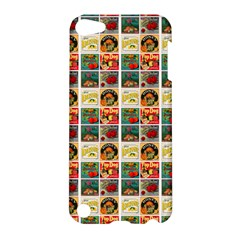 Victorian Fruit Labels Apple Ipod Touch 5 Hardshell Case